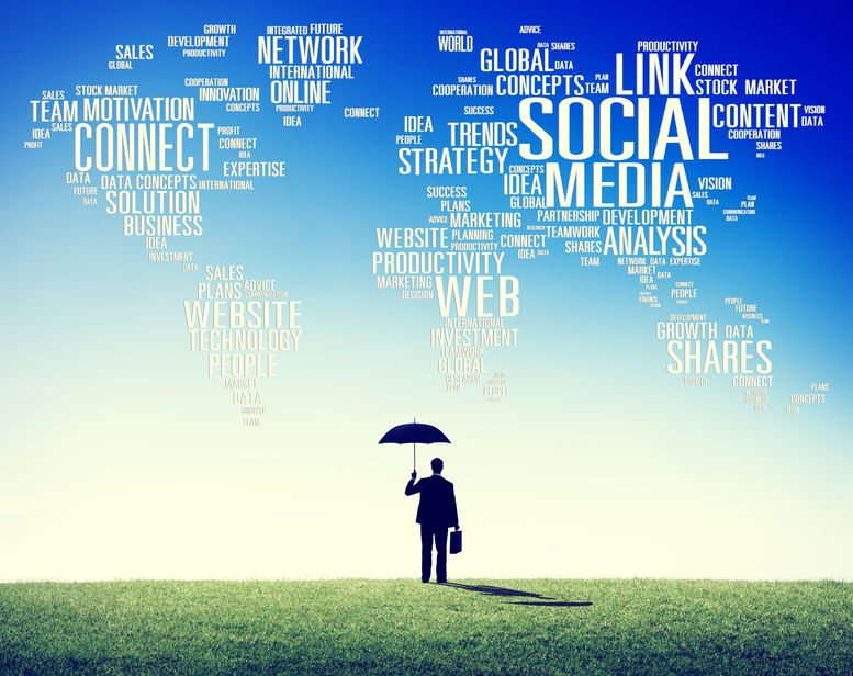 2017 social media forecast